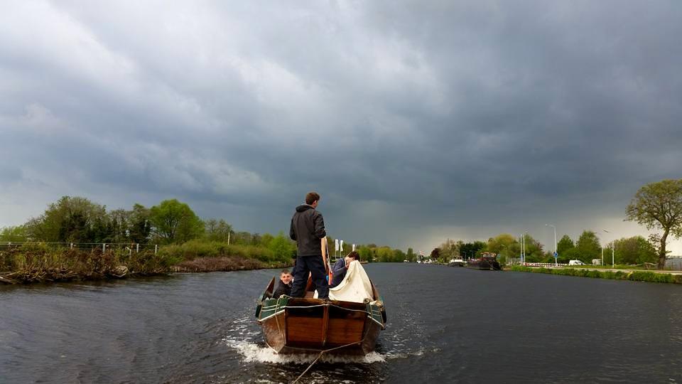 Bij Scouting Elfregi Amsterdam zeilen we heel veel.